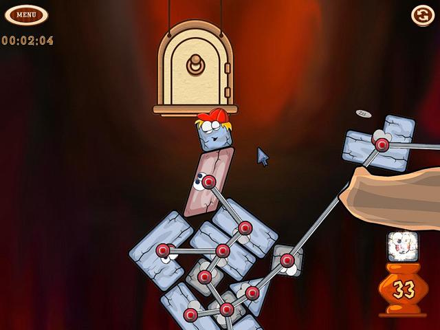 Screenshot Del Gioco 2 Pebbles