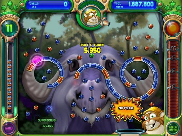 Screenshot Del Gioco 2 Peggle Deluxe