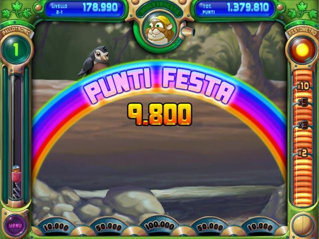 Screenshot Del Gioco 3 Peggle Deluxe