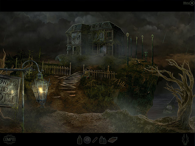 Screenshot Del Gioco 1 Phantasmat