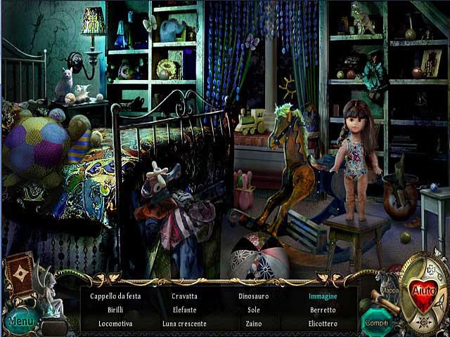 Screenshot Del Gioco 3 Phenomenon: La città di Cyan