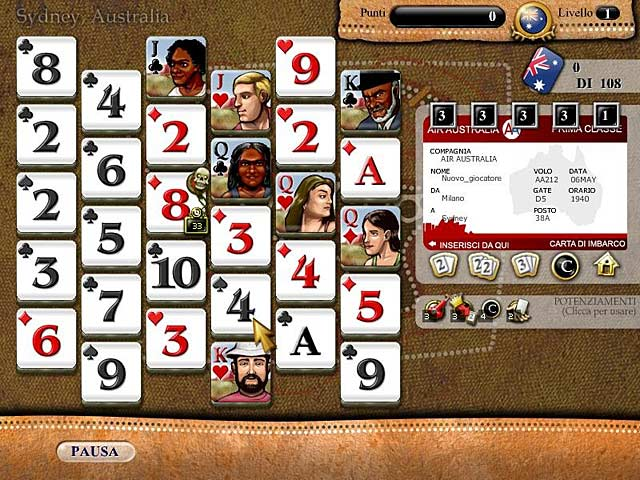 Screenshot Del Gioco 1 Poker Pop