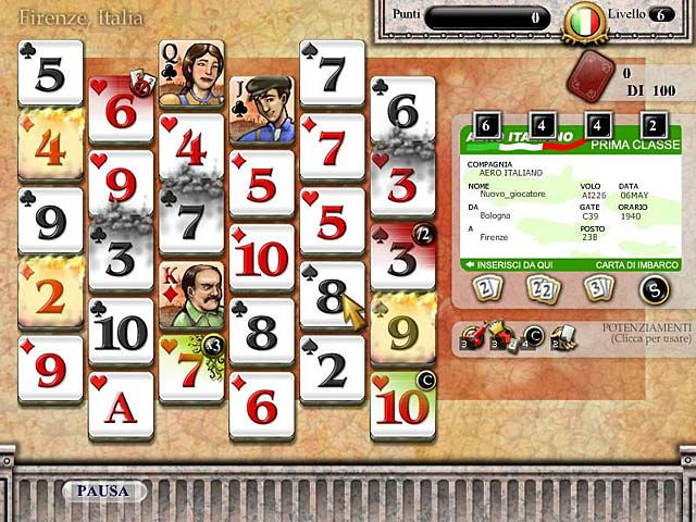 Screenshot Del Gioco 2 Poker Pop