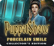 Caratteristica Screenshot Gioco PuppetShow: Porcelain Smile Collector's Edition
