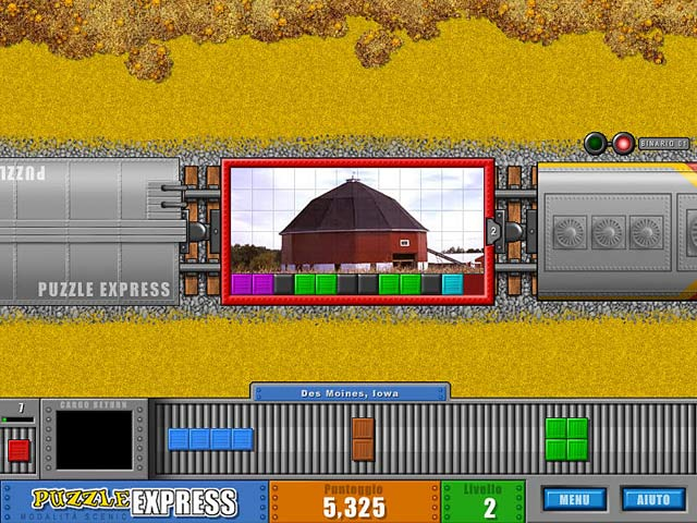 Screenshot Del Gioco 3 Puzzle Express