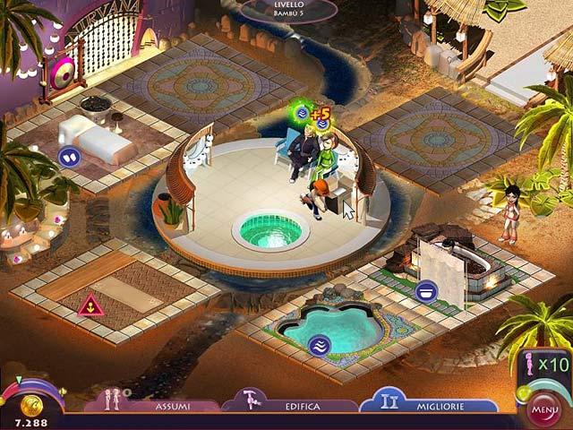 Screenshot Del Gioco 1 Rachel's Retreat