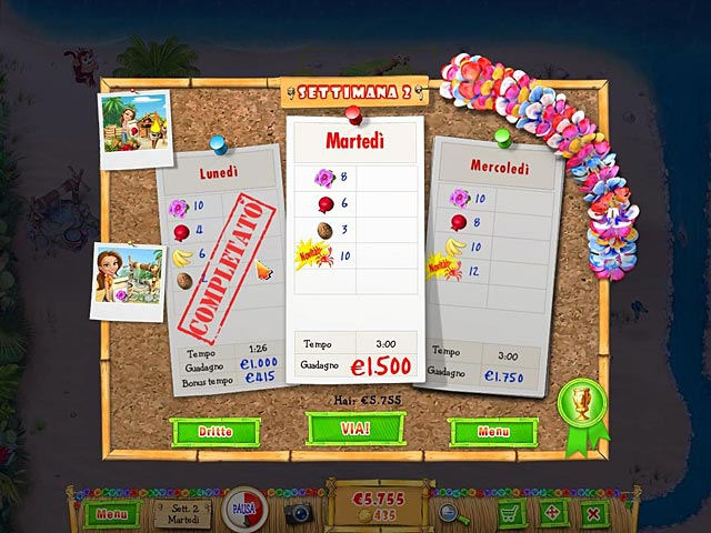 Screenshot Del Gioco 3 Ranch Rush 2 - Sara's Island Experiment