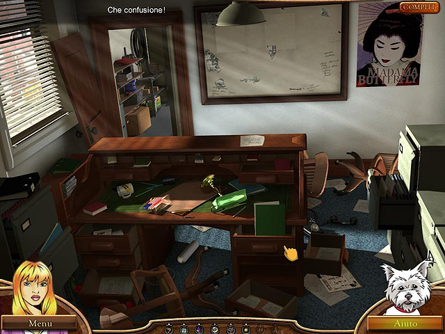 Video for Relics of Fate: Un mistero per Penny Macey