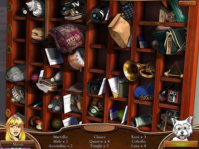 Screenshot Del Gioco 3 Relics of Fate: Un mistero per Penny Macey