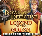 Royal Detective: Legend Of The Golem Collector's E