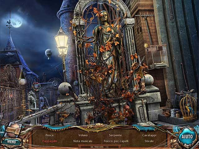 Screenshot Del Gioco 2 Sacra Terra: Notte angelica
