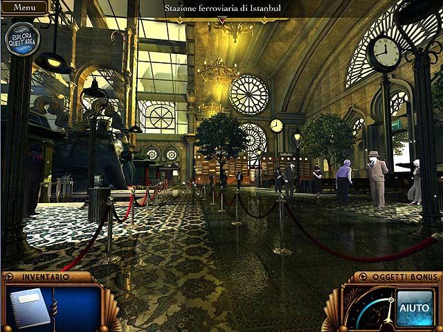 Screenshot Del Gioco 1 Secrets of the Dragon Wheel
