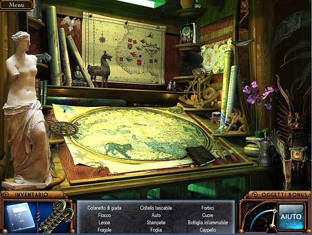 Screenshot Del Gioco 2 Secrets of the Dragon Wheel