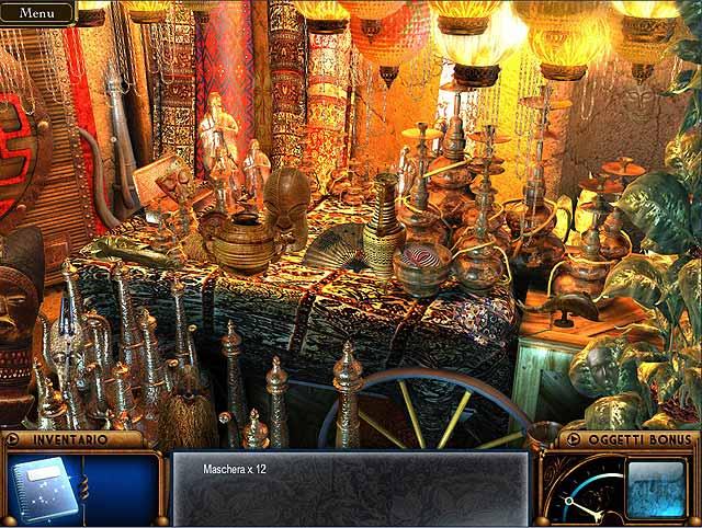 Screenshot Del Gioco 3 Secrets of the Dragon Wheel
