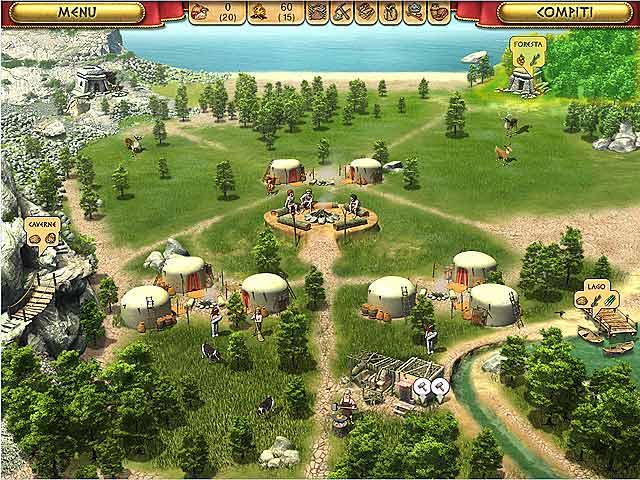 Screenshot Del Gioco 3 Settlement: Colossus