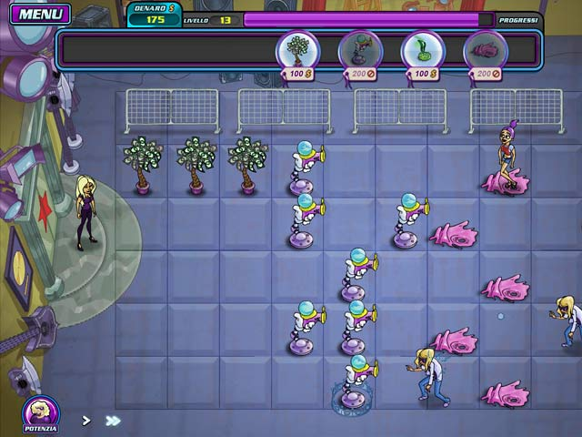 Screenshot Del Gioco 2 Shannon Tweed's - Attack of the Groupies