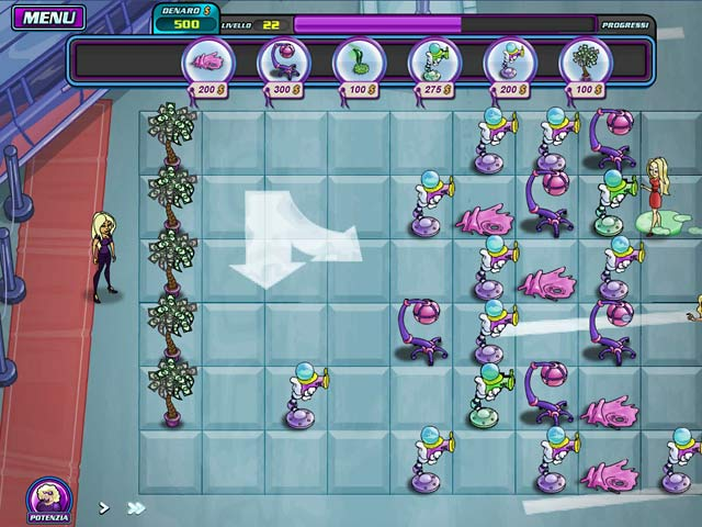 Screenshot Del Gioco 3 Shannon Tweed's - Attack of the Groupies