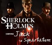 Caratteristica Screenshot Gioco Sherlock Holmes contro Jack Lo Squartatore