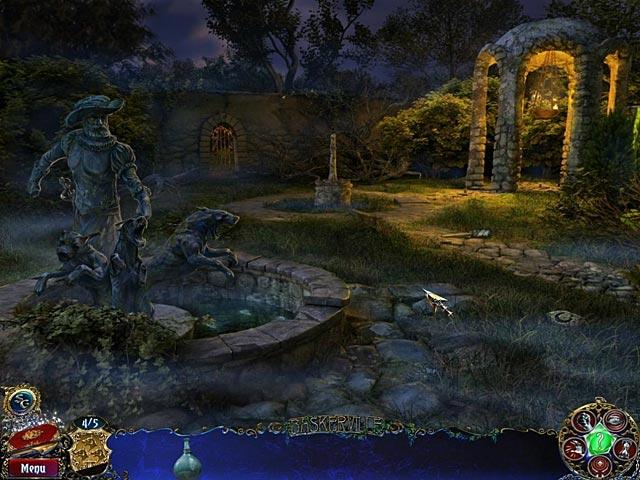 Screenshot Del Gioco 3 Sherlock Holmes Il mastino dei Baskerville