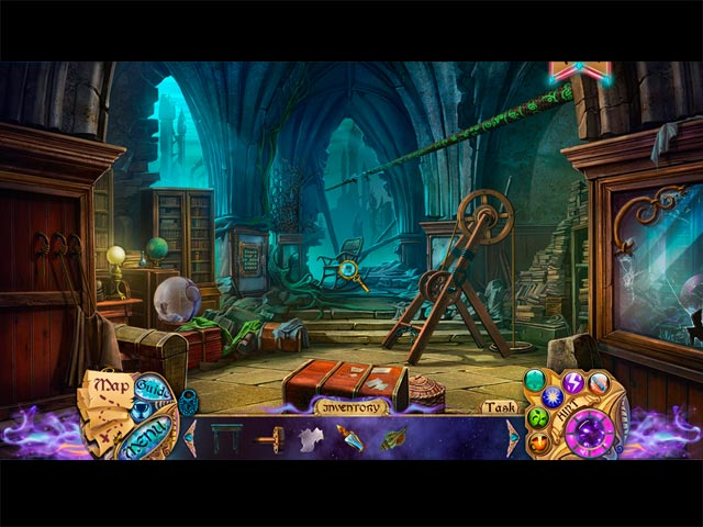 Screenshot Del Gioco 1 Shrouded Tales: Revenge of Shadows Collector's Edition