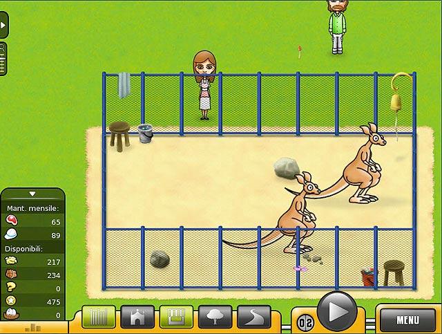 Screenshot Del Gioco 2 Simplz Zoo