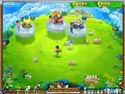 1. Snow Globe: Farm World gioco screenshot