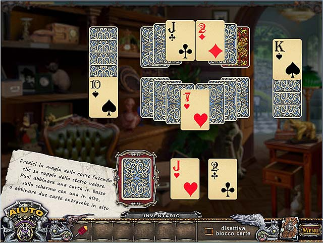 Solitaire Mystery: Stolen Power img