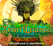 Caratteristica Screenshot Gioco Spirit Legends: The Forest Wraith Collector's Edition