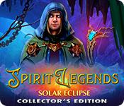 Caratteristica Screenshot Gioco Spirit Legends: Solar Eclipse Collector's Edition