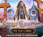 Caratteristica Screenshot Gioco Spirit Legends: Time for Change Collector's Edition