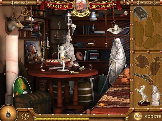 Screenshot Del Gioco 2 Spirit of Wandering: The Legend