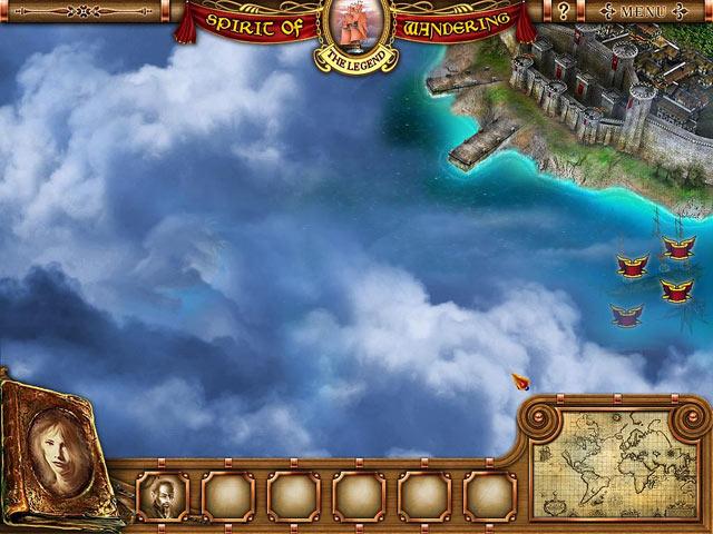 Screenshot Del Gioco 3 Spirit of Wandering: The Legend