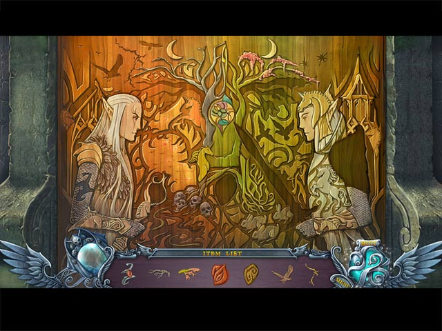 Screenshot Del Gioco 2 Spirits of Mystery: Chains of Promise Collector's Edition