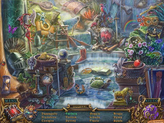Screenshot Del Gioco 2 Spirits of Mystery: Il minotauro oscuro Edizione Speciale