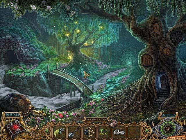 Screenshot Del Gioco 1 Spirits of Mystery: La canzone della fenice Edizione Speciale