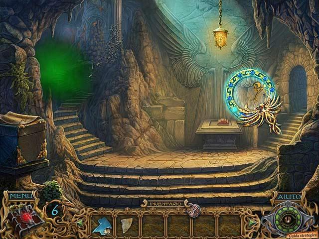 Screenshot Del Gioco 3 Spirits of Mystery: La canzone della fenice Edizione Speciale
