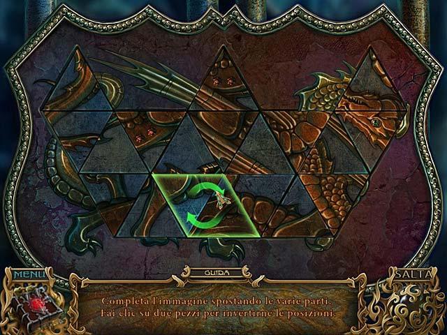 Screenshot Del Gioco 2 Spirits of Mystery: La canzone della fenice