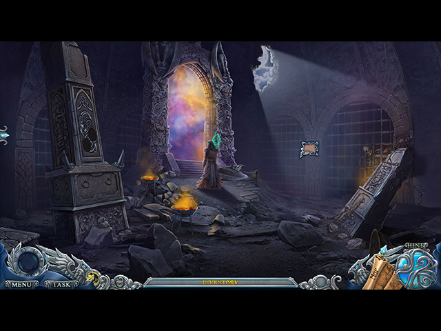 Screenshot Del Gioco 1 Spirits of Mystery: Whisper of the Past Collector's Edition