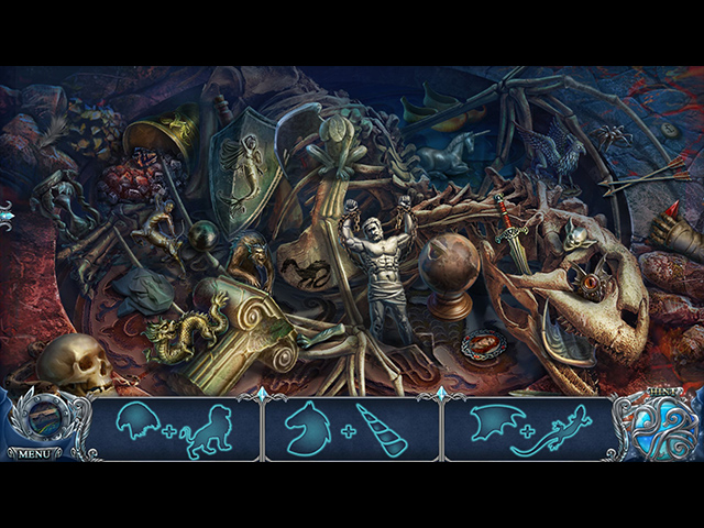 Screenshot Del Gioco 2 Spirits of Mystery: Whisper of the Past Collector's Edition