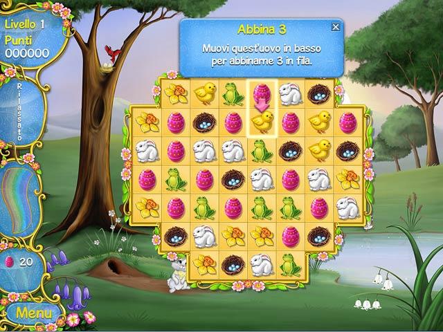 Screenshot Del Gioco 1 Spring Bonus