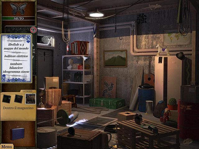 Screenshot Del Gioco 2 Strange Cases: Il mistero dei tarocchi