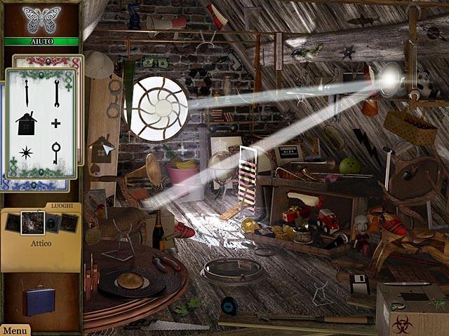 Screenshot Del Gioco 3 Strange Cases: Il mistero dei tarocchi