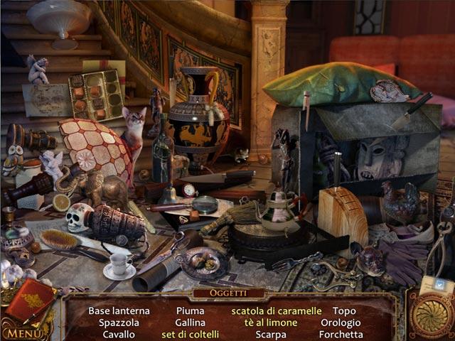 Screenshot Del Gioco 3 Strangestone