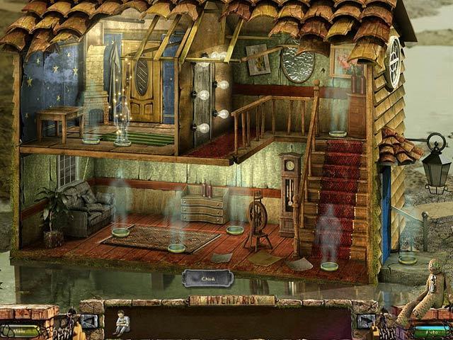 Screenshot Del Gioco 2 Stray Souls: Il segreto della casa giocattolo