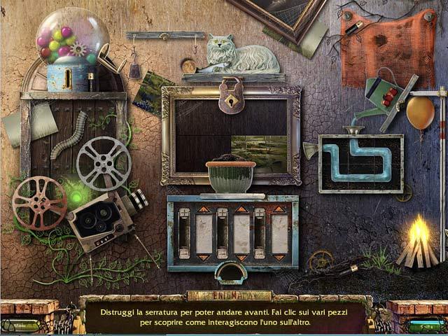 Screenshot Del Gioco 3 Stray Souls: Il segreto della casa giocattolo