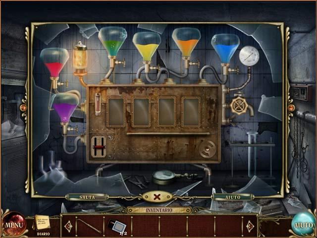Screenshot Del Gioco 2 Suburban Mysteries: Il labirinto del passato