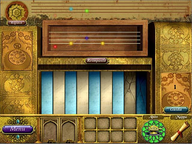Screenshot Del Gioco 2 The Sultan's Labyrinth: Un sacrificio reale