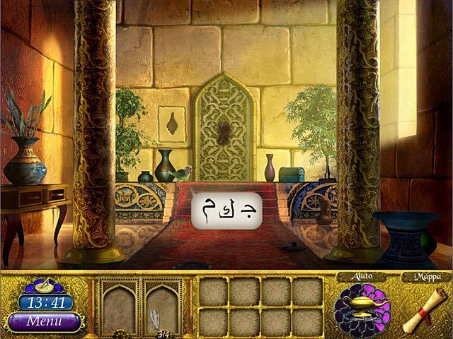 Screenshot Del Gioco 3 The Sultan's Labyrinth: Un sacrificio reale