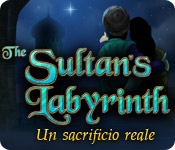 Caratteristica Screenshot Gioco The Sultan's Labyrinth: Un sacrificio reale