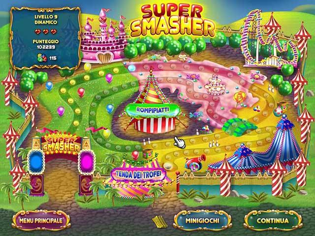 Screenshot Del Gioco 2 Super Smasher